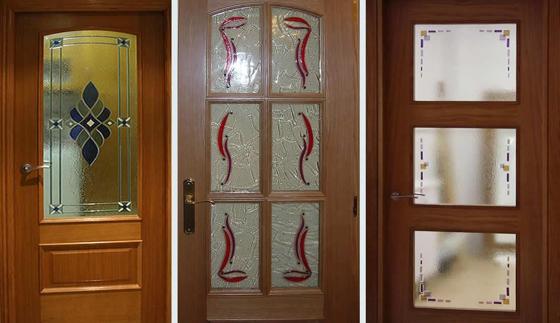 Puerta fusing - Cristales decorativos para puertas de interior ...